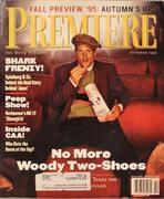 Premiere Magazine October 1, 1995 Magazine