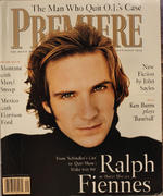 Premiere Magazine September 1, 1994 Magazine