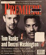 Premiere Magazine January 1, 1994 Magazine
