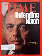 Time Magazine March 25, 1974 Magazine