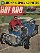 Hot Rod Magazine July 1961 Magazine