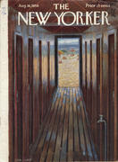 The New Yorker August 16, 1958 Magazine