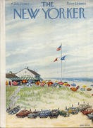 The New Yorker July 27, 1957 Magazine