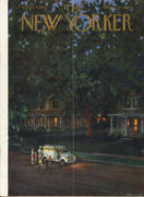 The New Yorker August 24, 1957 Magazine