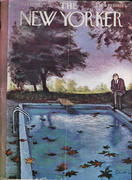 The New Yorker October 19, 1963 Magazine