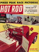 Hot Rod Magazine September 1960 Magazine
