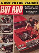 Hot Rod Magazine October 1960 Magazine