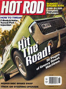 Hot Rod Magazine June 2000 Magazine