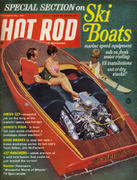 Hot Rod Magazine September 1966 Magazine