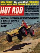 Hot Rod Magazine August 1966 Magazine