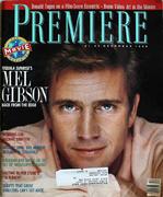 Premiere Magazine December 1, 1988 Magazine