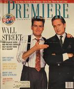 Premiere Magazine December 1, 1987 Magazine
