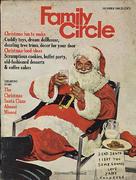 Family Circle Magazine December 1968 Magazine