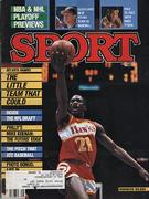 Sport Magazine May 1987 Magazine