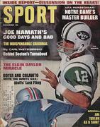Sport Magazine November 1967 Magazine