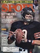 Sport Magazine January 1986 Magazine
