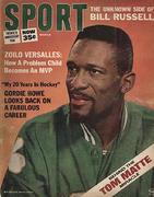 Sport Magazine March 1966 Magazine