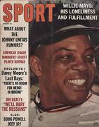 Sport Magazine August 1963 Magazine