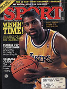 Sport Magazine May 1989 Magazine