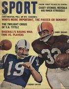 Sport Magazine December 1962 Magazine
