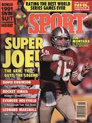 Sport Magazine November 1990 Magazine