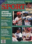 Sport Magazine March 1987 Magazine