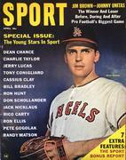 Sport Magazine April 1965 Magazine
