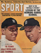 Sport Magazine July 1963 Magazine