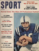Sport Magazine December 1960 Magazine