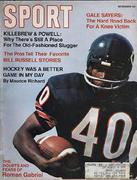 Sport Magazine November 1969 Magazine