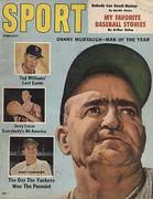 Sport Magazine February 1961 Magazine