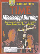 Time Magazine January 9, 1989 Magazine