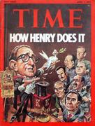 Time Magazine April 1, 1974 Magazine