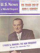U.S. News & World Report December 2, 1963 Magazine
