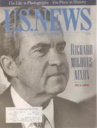 U.S. News & World Report May 2, 1994 Magazine
