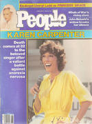 People Magazine February 21, 1983 Magazine