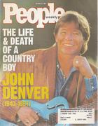 People Magazine October 27, 1997 Magazine