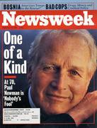 Newsweek Magazine December 19, 1994 Magazine