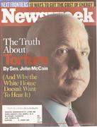 Newsweek Magazine November 21, 2005 Magazine