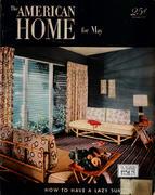 The American Home Magazine May 1953 Magazine