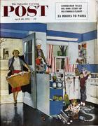 The Saturday Evening Post April 18, 1953 Magazine