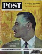 The Saturday Evening Post May 25, 1963 Magazine