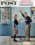The Saturday Evening Post May 28, 1960 Magazine