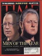 Time Magazine December 28, 1998 Magazine