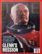Time Magazine August 17, 1998 Magazine