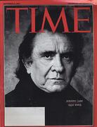 Time Magazine September 22, 2003 Magazine