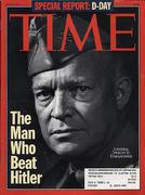 Time Magazine June 6, 1994 Magazine
