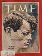 Time Magazine June 14, 1968 Magazine
