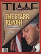 Time Magazine September 21, 1998 Magazine