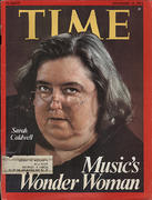 Time Magazine November 10, 1975 Magazine